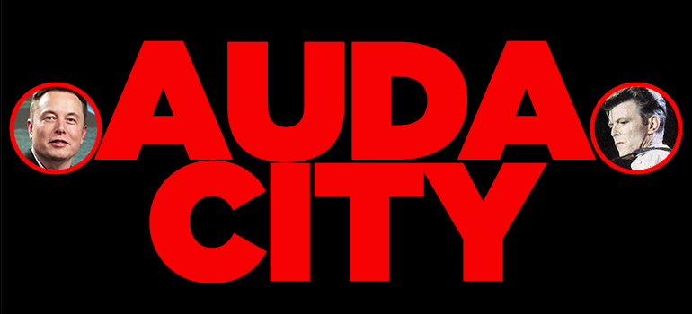 Audacity: Every Automotive OEM Supplier Brand Could Use Some